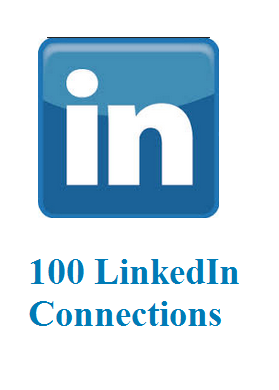 100 linkedin connections