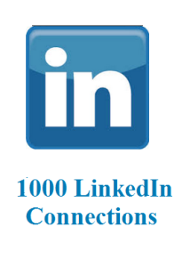 1000 LinkedIn Connections