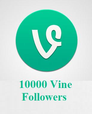 10000 Vine Followers
