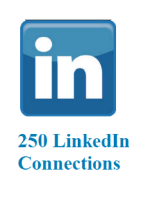 250 LinkedIn Connections