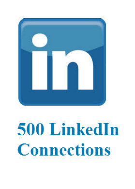 500 LinkedIn Connections