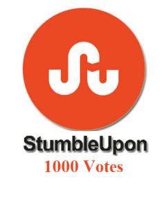 stumbleupon 1000 votes