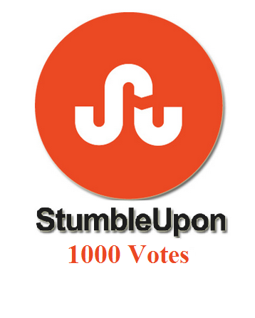 stumbleupon 1000 votes