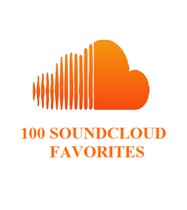 100 SOUNDCLOUD FAVORITES