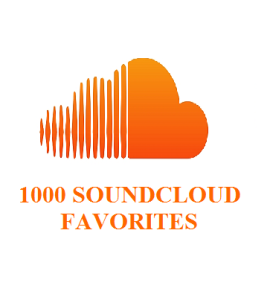 1000 SOUNDCLOUD FAVORITES