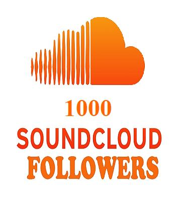 1000 soundcloud followers