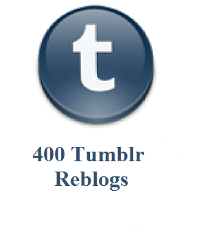 400 tumblr reblogs