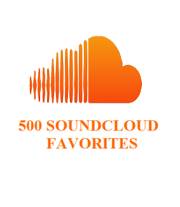 500 SOUNDCLOUD FAVORITES