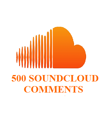 500 soundcloud comments