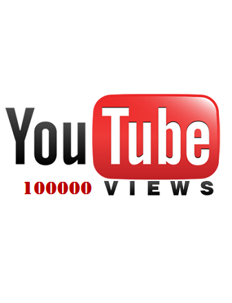 100000 YouTube Views