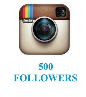 500 followers