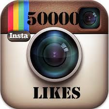 50000 Instagram Photo Likes