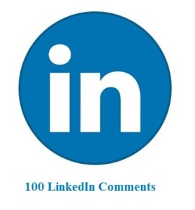100 LinkedIn Comments