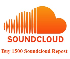 1500 Soundcloud Repost
