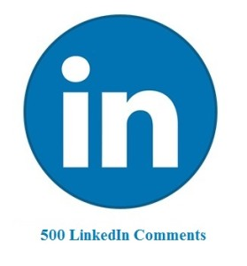500 LinkedIn Comments