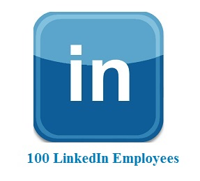 100 LinkedIn Employees